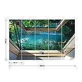 See 3D-Dachfenster-Ansicht Vlies Fo...