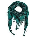 Freak Scene - Fular - para mujer Verde turquoise green/black talla única