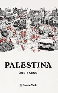 Palestina par Joe Sacco