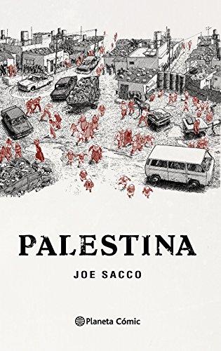 Palestina por Joe Sacco