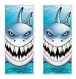 """Best Beistle Of The Doors - Beistle 52091 2Piece Shark Door Covers, 30"""" x Review"""