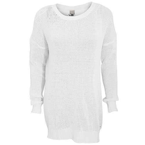 Bench Reveal - Pull léger - Femme Blanc