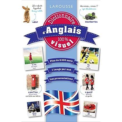 Dictionnaire d'anglais 100% visuel