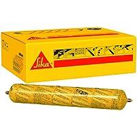 Sikaflex -11 FC+, Adhesivo multiusos y sellador de juntas elástico, Gris, Unipac 300ml