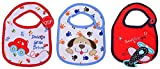 Baby Bucket Soft Cotton Baby Bibs Set of...