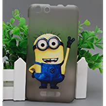 Prevoa ® 丨Cubot Note S Funda - Colorful Hard Plastic PC Funda Case para Cubot Note S 5,5 pulgadas Smartphone - 9