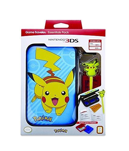 Offizielles Nintendo New 3DS XL / 3DS XL - Zubehör-Set
