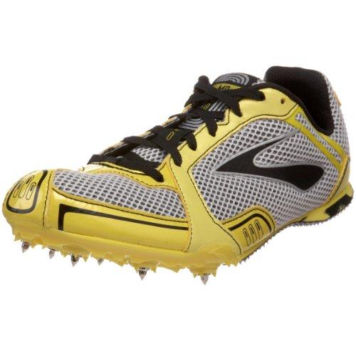 Brooks , Chaussures d'athlétisme homme Jaune - Yellow/black/white