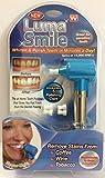 Luma Smile Zähne Whitening Poliermittel Polierer Waschmittel Fleckenentferner Gummi Head Zahn Polierer As Seen TV Produkte