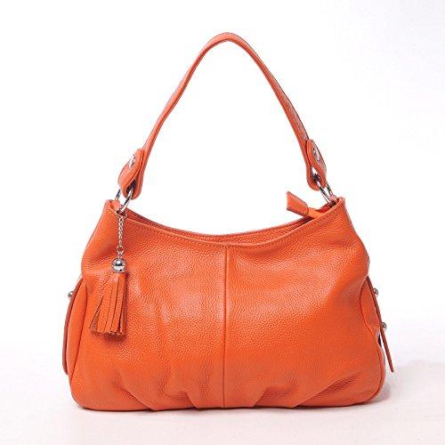 Chlln Die Neuen Sommer - Tasche Schulter An Schulter Casual - Mode Orange