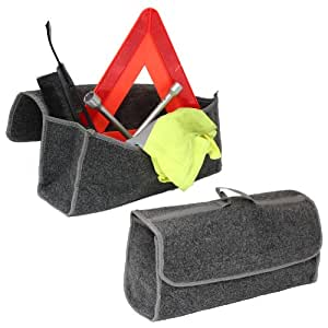 hardcastle sac de rangement organisateur pour coffre de voiture. Black Bedroom Furniture Sets. Home Design Ideas