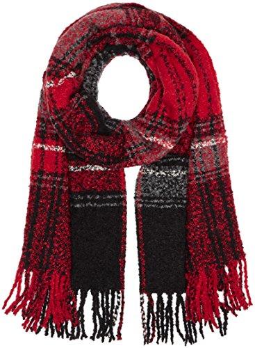 PIECES Damen Schal Pcdannie Long Scarf Schwarz (Black), One size