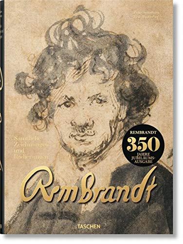 Rembrandt. Sämtliche Zeichnungen und Radierungen