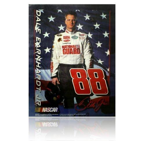 Dale Guard Jr (DALE EARNHARDT, JR. NATIONAL GUARD #88 NASCAR Mountain Dew & Pepsi Poster (LARGE 17