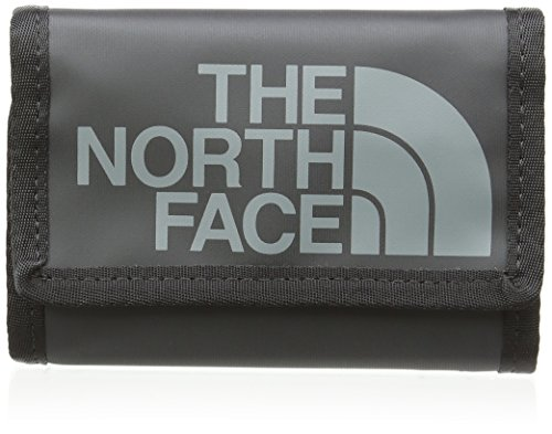 The North Face Base Camp Wallet - Black/TNF Black, One Size