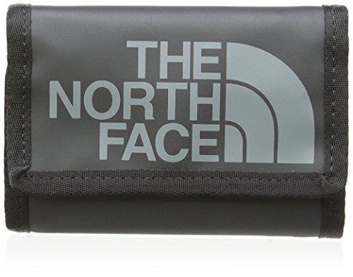 The North Face Base Camp - Portafogli Unisex - Adulto, Black (Tnf Black), 12x1.5x19 cm (W x H L)