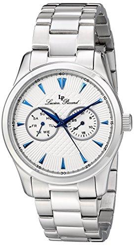 Lucien Piccard lp-12761–23S–Montre pour hommes, bracelet en acier inoxydable couleur argent