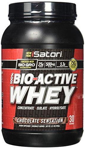 ISATORI Bio Active Whey 1,050 kg - cioccolato - 51 cNVQ8lQL