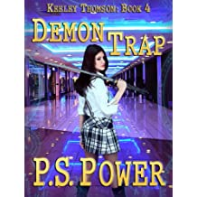 Demon Trap (Keeley Thomson Book 4) (English Edition)