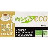 Naturela Thé Noir Ptit Déjà Bio 40 g
