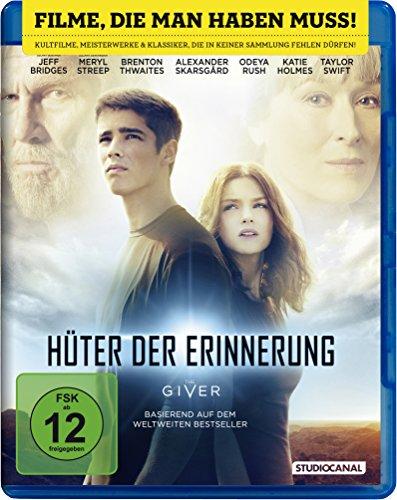 Hüter der Erinnerung - The Giver [Blu-ray] -