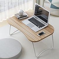 mesa plegable YNN Mesa de Escritorio de computadora portátil Mesa de Escritorio de Mesa Lenta (