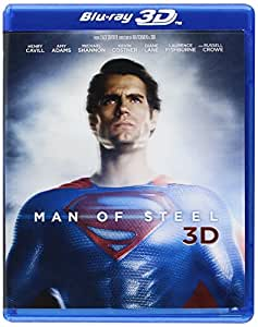 Man of Steel [Blu-ray] [2013] [US Import]