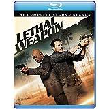 Lethal Weapon: The Complete Second Season (4 Blu-Ray) [Edizione: Stati Uniti]