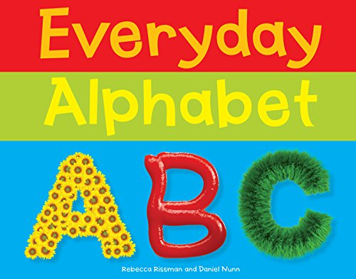 Everyday Alphabet (English Edition)