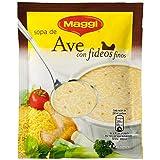 Maggi Sopa de Ave con Fideos Finos - Sopa Deshidratada - Pack de 9 x 78 gr