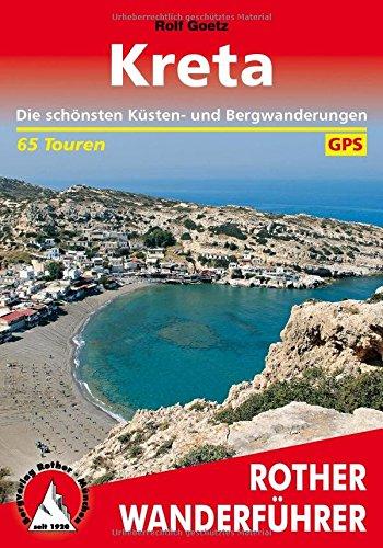 Preisvergleich Produktbild Kreta: Die schönsten Küsten- und Bergwanderungen. 65 Touren. Mit GPS-Tracks (Rother Wanderführer)