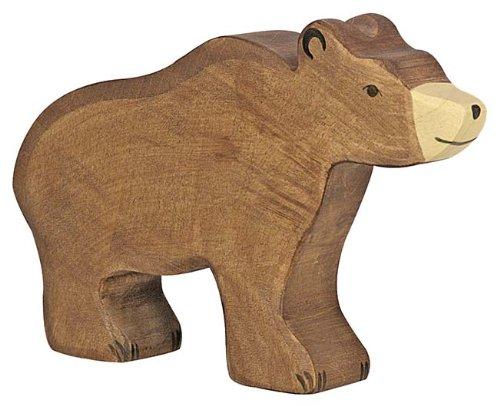 Holztiger Braunbär, 80183