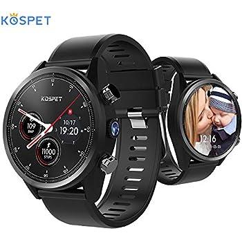 Zeblaze Thor 5 Smartwatch 4G LTE Smart Watch Sistema Dual ...