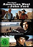 The Great American West of John Ford (1971) [DVD]