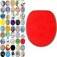 suchergebnis auf f r klodeckel rot. Black Bedroom Furniture Sets. Home Design Ideas