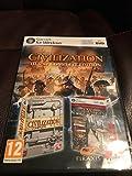 PC Spiel Civilization III&IV Complete Edition UK Import auf deutsch spielbar -