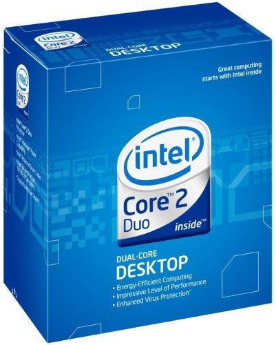 Intel Core 2 Duo E4600 (2.4GHz, 2 MB Cache, LGA 775, 800MHz FSB)