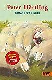 Romane für Kinder: Ben liebt Anna/Oma/Theo haut ab/Alter John/Das war der Hirbel