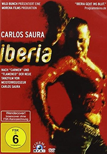 iberia-carlos-saura-alemania-dvd