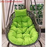 QY&LA Cuscino seduta sedia a dondolo general, Addensare Swing Nido dell'uccello Seat pad, Lavabile L'imbottitura del sedile comfort-F