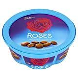 Cadbury Roses Chocolate Tub, 660 g