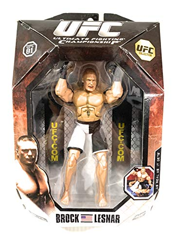 UFC Ultimate Fighting Championship BROCK LESNAR 20cm Figur voll beweglich -