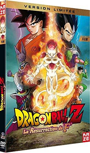 Dragon Ball Z : La Résurrection de « F » - Le Film [Édition Limitée] [Édition Limitée]