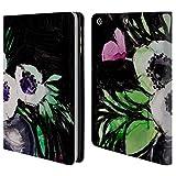 Head Case Designs Offizielle Mai Autumn Isabelle Blumiges Bouquet Brieftasche Handyhülle aus Leder für iPad Mini 1 / Mini 2 / Mini 3