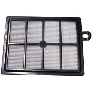 1 filtre HEPA NON LAVABLE adaptable pour | ELECTROLUX - Duo Clean Z5835 - ULTRA SILENCER tous modeles (Z 3300 à 3395) - Cyclone Power Z 5836, TW1 - Excellio Z : 5000 à 5295, 5320 - OXYGEN tous modeles (Z 5500 à 5995, 7320 à 7399) - CLARIO tous modeles (Z : 1900 à 2095, 7520 à 7549) | PHILIPS - Spécialist : FC 9106 (Hard Floor), FC 9108 (Carpet), FC 9110 (Animal Care) - Spécialist : FC 9103 (Activ Perfum), FC 9104 , 9122/20 (Hygiene) - Universe / 2 : FC 9000 à 9050