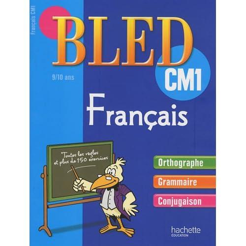 Français CM1 : 9-10 ans