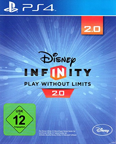 Disney Infinity 2.0 - Standalone (Nur Software) PlayStation 4