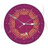 Hoopoe Decor design 7 Trendy Wall Clock