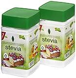 Castelló Since 1907 Dolcificante Stevia 1:3 - Confezione 2 x 300g - Total: 600 gr