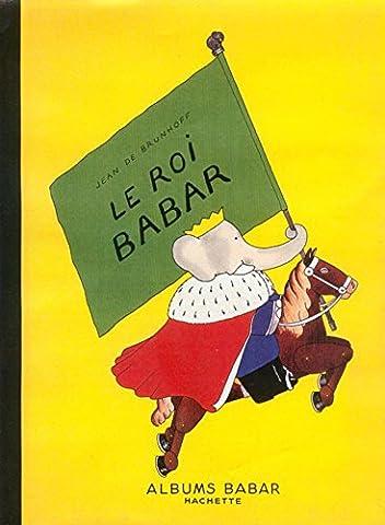 Babar - Le roi